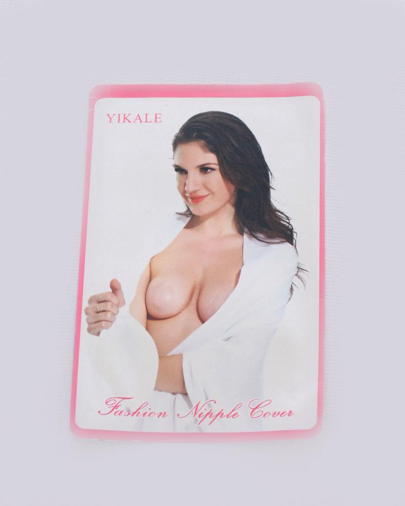 Cream Nipple Cover