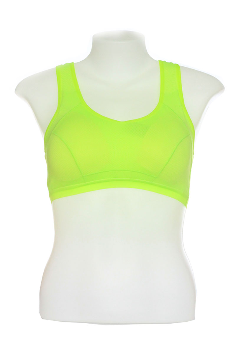 Green Sisterhood Sports Bra
